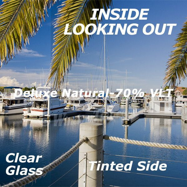 Deluxe Natural Window Film Samples