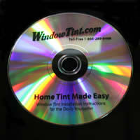 How To Install Home Window Tint DVD