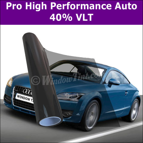 All-Metal High Performance Auto Film