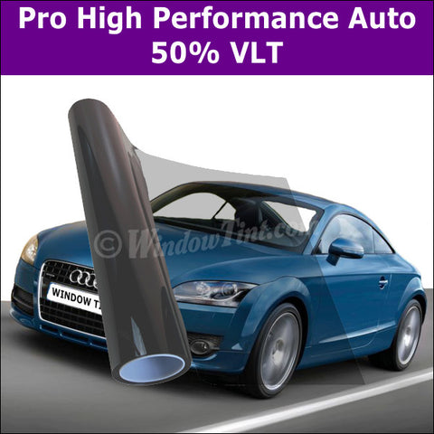 Pro High Performance Auto Window Tinting Film