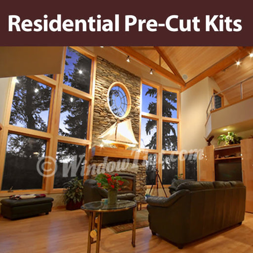 Custom Pre-Cut Residential Kit