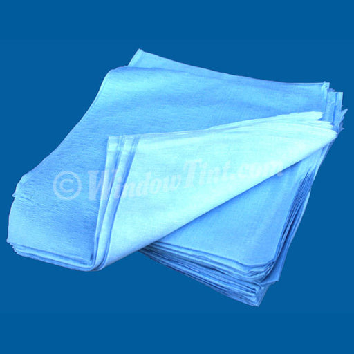 Lint-Free Blue Surgical Wipes