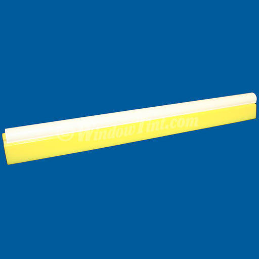 Yellow Wedge Squeegee, 18-Inch