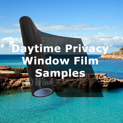 Daytime Privacy window tinting films