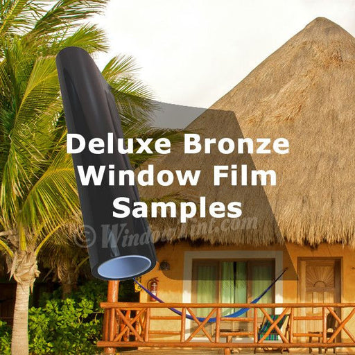 Deluxe Bronze Window Tinting Films