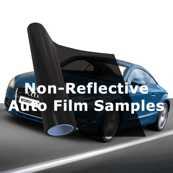 Pro Non Reflective Auto Window Tinting Films
