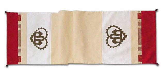 arabic style table runner with camels