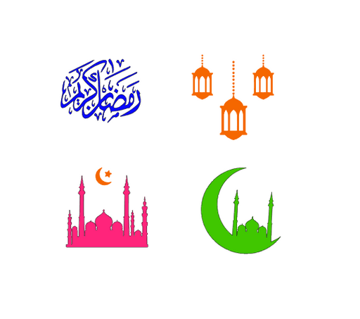 Ramadan Decal Bundle-12 Pack