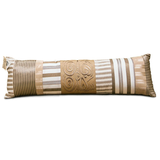 {Ahlan Wa Sahlan} Long Lumbar Throw Pillow w/stuffing