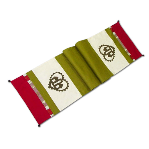 Arabic Table Runner, Long Table Runner, Oriental Table Runner, Camel, 69 x 17""