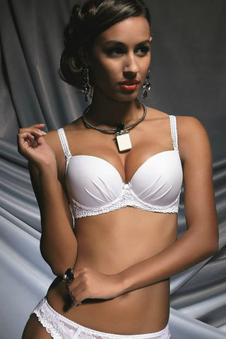 Бюстгальтер push-up Brillant Brasiera white