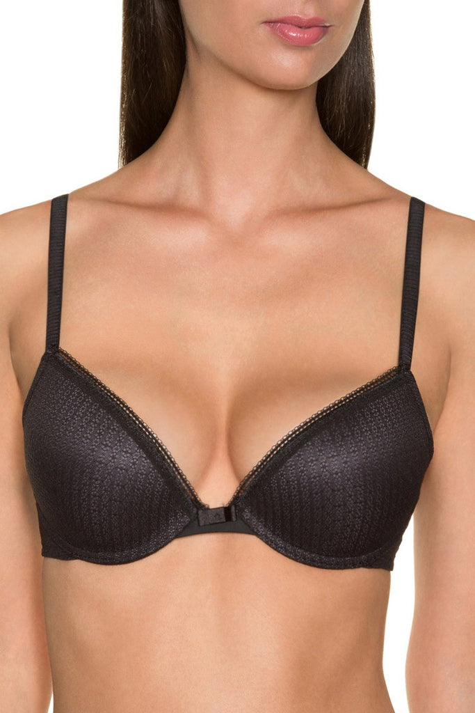 Бюстгальтер push-up D014O Sublim black