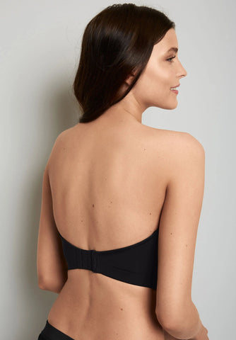 Бюстгальтер push-up без бретелей W032D Ultimate Strapless black