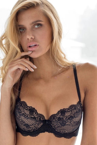 Бюстгальтер балконет push-up 322.01 Lace Karina