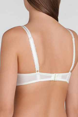 Бюстгальтер push-up W02LN Refined Glamour ivory