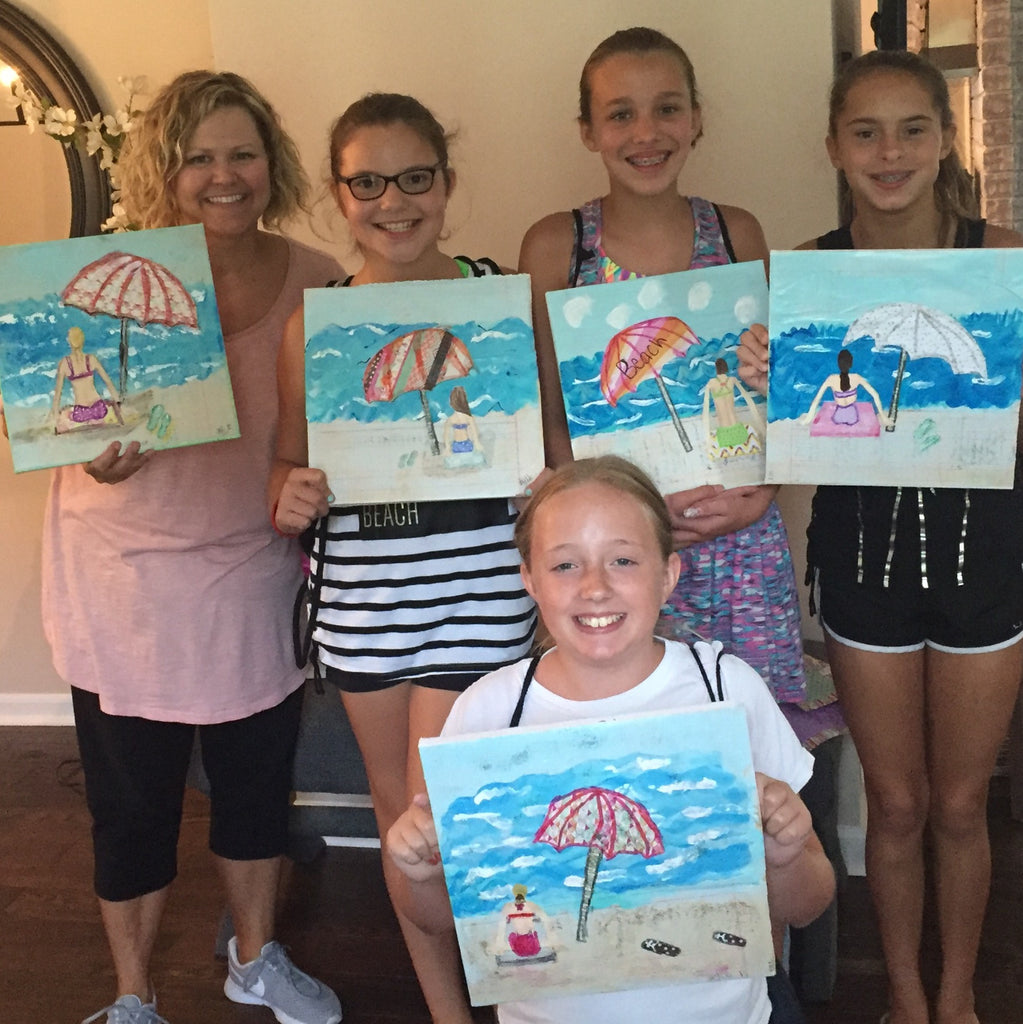 Group Art Classes
