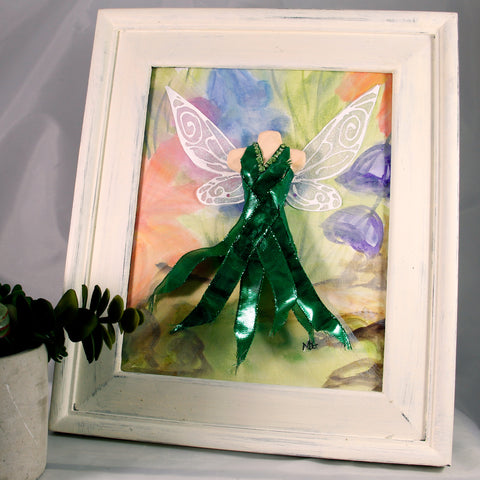 3D Dress - Disney Tinkerbell 3