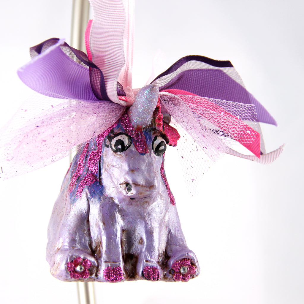 3D Ornament - Unicorn