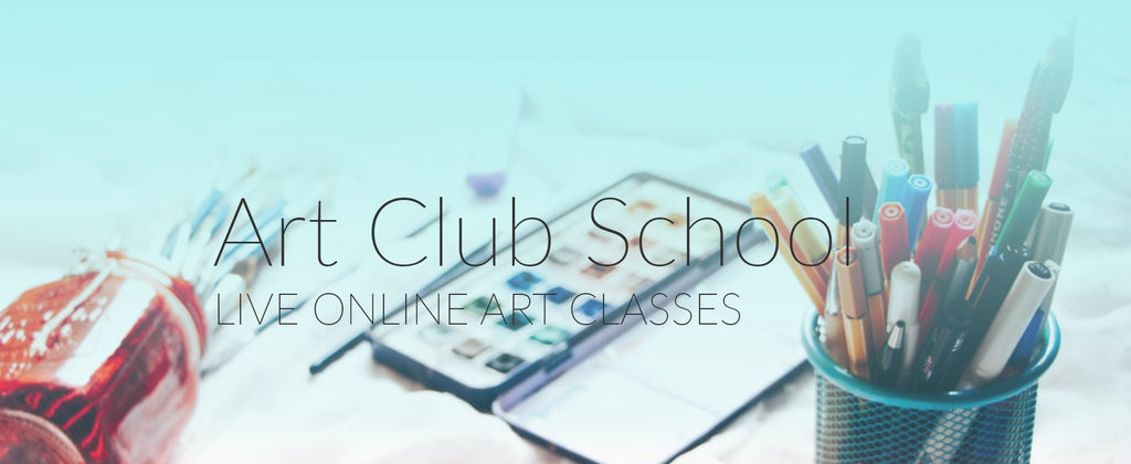 Art Club School 12 Weeks