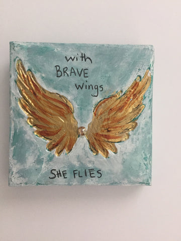 2x2 Brave Wings