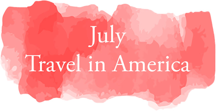 July Travel in America