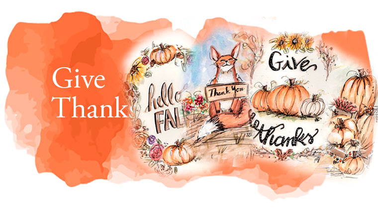 October Give Thanks
