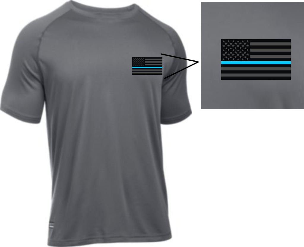 Men's UA Tactical Tech™ Short Sleeve T-Shirt TBL