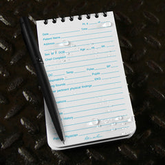 "EMS 3""x5"" Notebook - Tactical Wear"