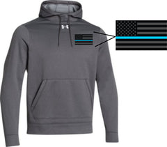 UA Storm Armour Fleece Hoody TBL