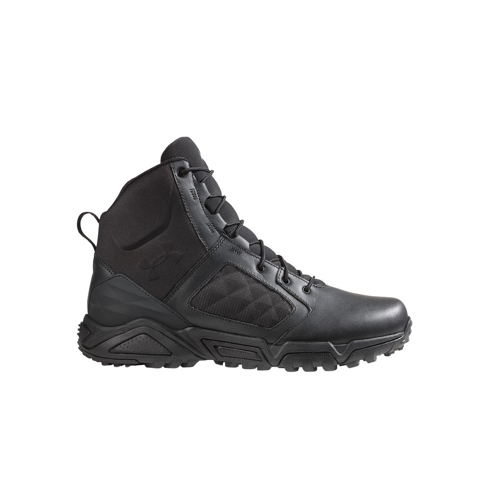 UA TAC ZIP 2.0-BLK - Tactical Wear