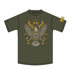 UA Support the Troops T-Shirt