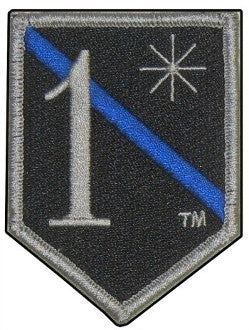 1* Patch - Tactical Wear
