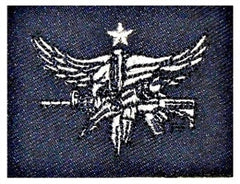 SENIOR SWAT OPERATOR PATCH - Tactical Wear