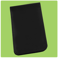 Leather Cover Notepad