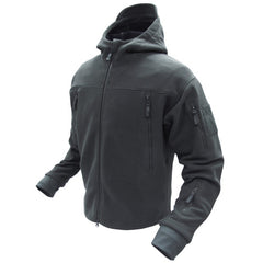 SIERRA Hooded Fleece Jacket - Tactical Wear