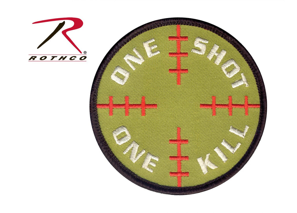 One Shot One Kill - Tactical Wear