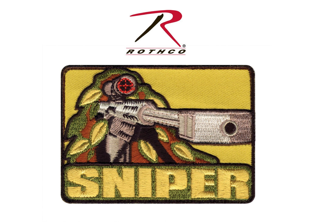 SNIPER Patch - Tactical Wear