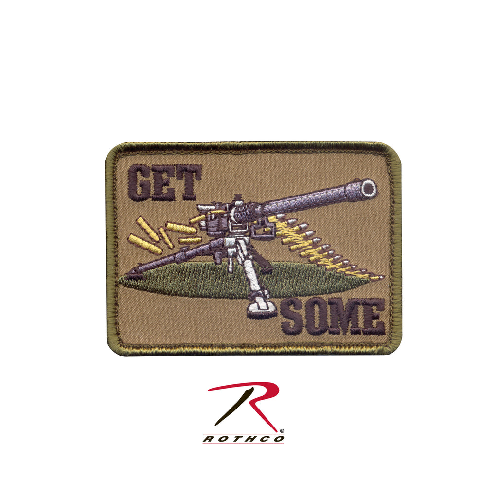 GET SOME Patch - Tactical Wear