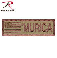 """Murica"" Flag Patch"