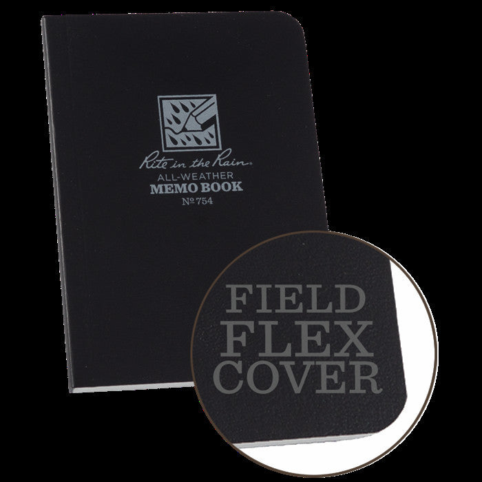 Field-Flex Cover Memo Book