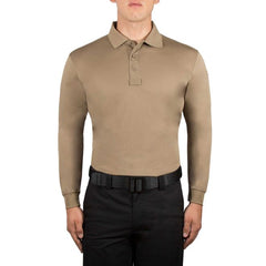 BLAUER PERFORMANCE PRO POLO SHIRT-LONG SLEEVE - Tactical Wear