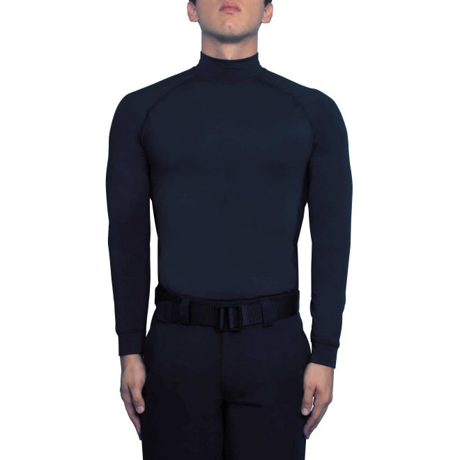 BLAUER QUICKHEAT MOCK TURTLENECK - Tactical Wear