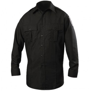 Blauer  LS WOOL BLEND SHIRT - Tactical Wear