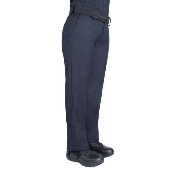 BLAUER WOMEN'S 4-POCKET WOOL PANTS- TUNNEL WAIST - Tactical Wear