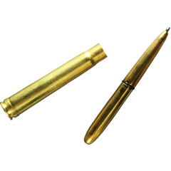 .375 MAG Brass Bullet Pen - Tactical Wear