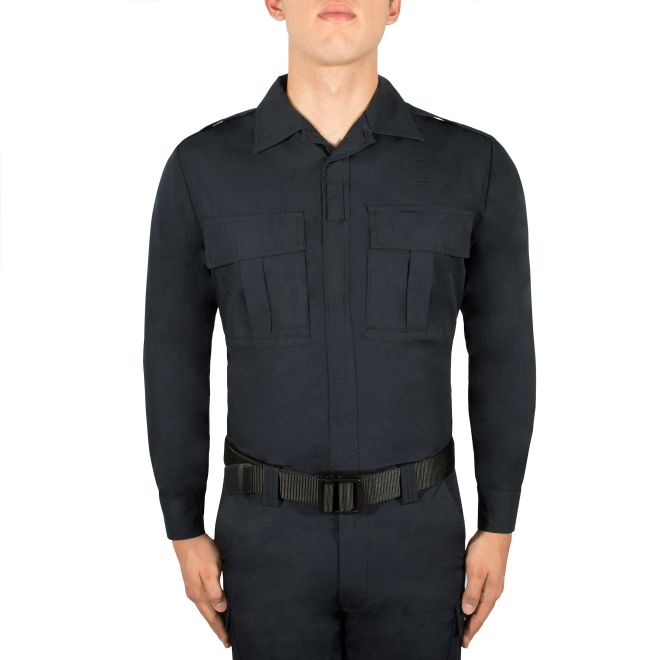 BLAUER TENX™ LONG SLEEVE BDU SHIRT - Tactical Wear
