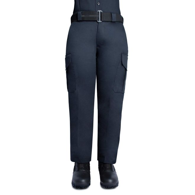 BLAUER WOMEN'S SIDE-POCKET COTTON PANTS - Tactical Wear