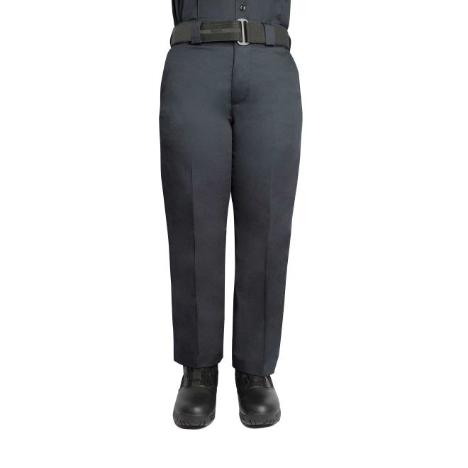 BLAUER WOMEN'S 4-POCKET COTTON PANTS - NAVY ONLY - Tactical Wear