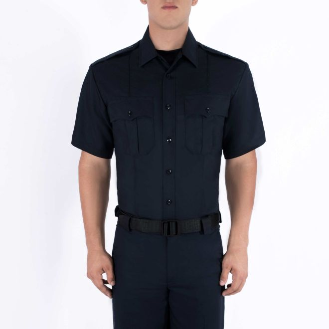 BLAUER  SHORT SLEEVE RAYON SHIRT - Tactical Wear