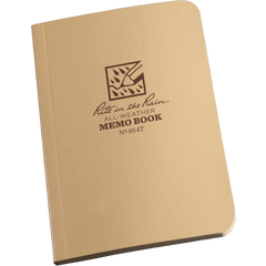 Universal Memo Book - Tactical Wear